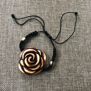 Jewelry - Rose adjustable bracelet